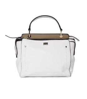чанта LARA - бяла