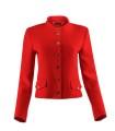червено сако VIZA