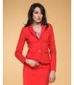 червено сако VARINA