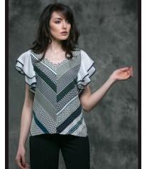 блуза BASTILIA