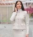 бяло сако SASHA