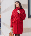 червено палто ZOQ