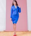 синьо сако VENERA 4