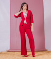 червено сако VISLA