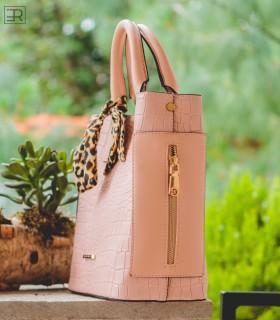 розова чанта DOROTI