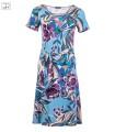 Цветна дамска рокля Katania