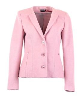 зимно розово сако Scarlet