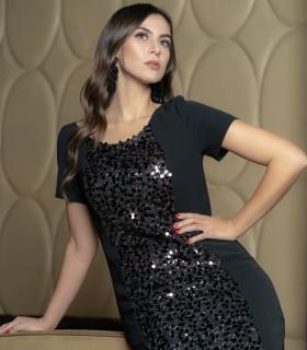 рокля с паети MONTANA1