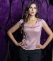 Елегантна блуза с камъни BRIGITE