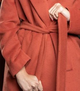 Дълго палто GENTIANA3