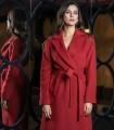 Червено палто GENTIANA1 3