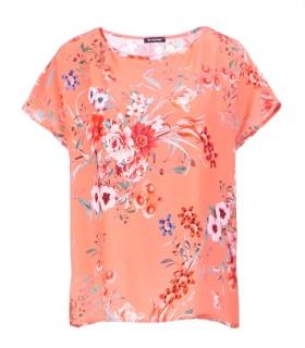 Блуза в щампа цветя BLANKA7
