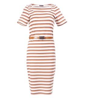 трикотажна рокля KAT