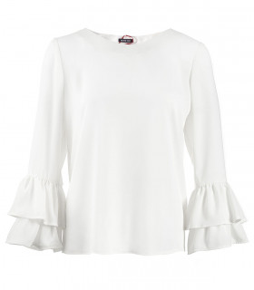 бяла риза BERINA4