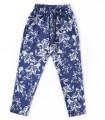 ленен панталон с ластик NETI1 2