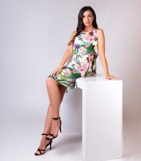 цветна рокля MELISANDE